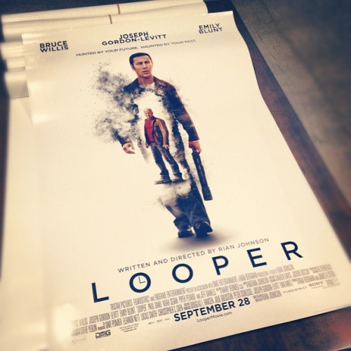 We're gettin' close! #looper  (Taken with Instagram at Endgame)