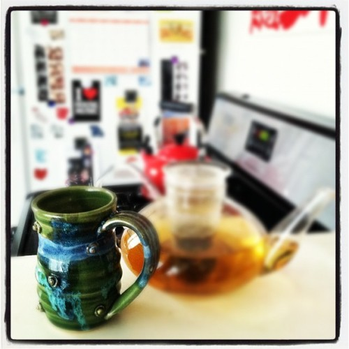 My favorite mug #teatime #tea (Taken with Instagram)
