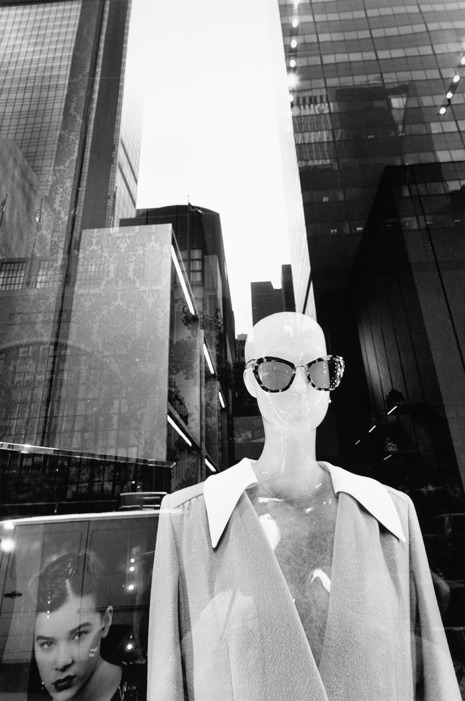 In honor of NYFW, we suggest checking out The New Yorker's slide show of Lee Friedlander's Mannequin series.  All Photographs courtesy Fraenkel Gallery and Pace/MacGill Gallery