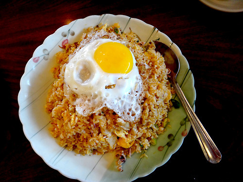 Maxim Cafe | Indonesian Fried Rice  http://bit.ly/REQoXV