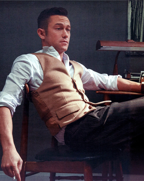 Joseph Gordon Levitt | Flaunt Magazine   Dear god man