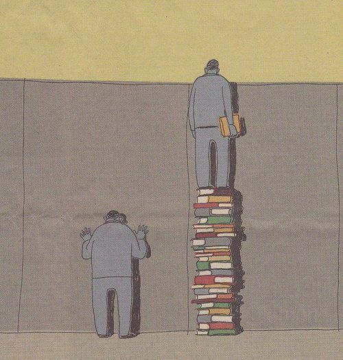 Books Give You A Better Perspective On Life…