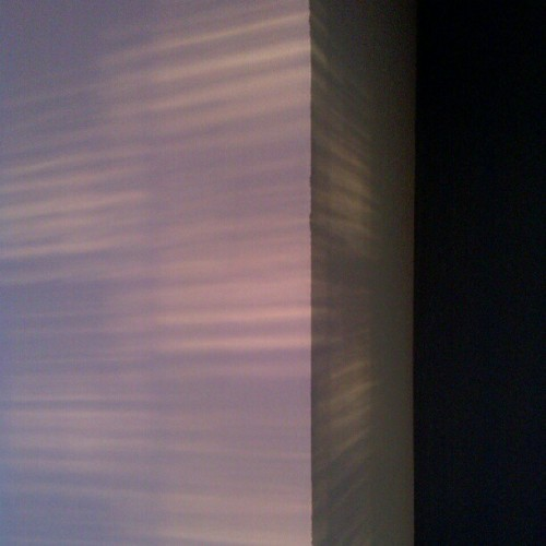 #Sunlit shadow stripes no filter (Taken with Instagram)