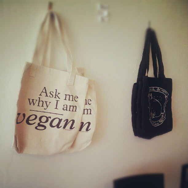 Totes.  (Taken with Instagram)