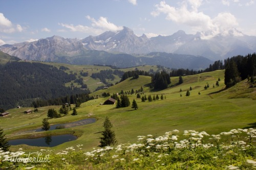 the-wanderlustproject:  Villars