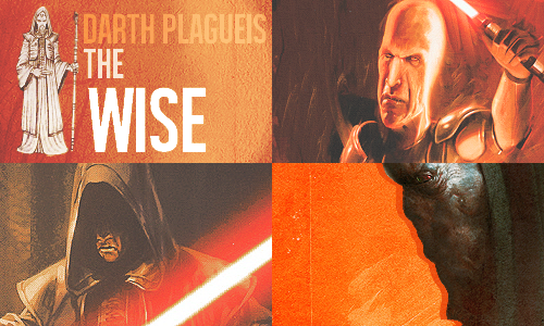 pileofsith requested: Darth Plagueis + Terracotta