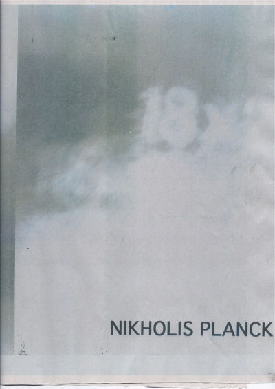 nikholis:  curated by Deirdre Smith saturday the 8th 7pm - (10pm) 510 W Franklin  @sophiajacob  !!!