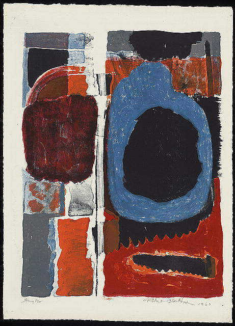 Faux Pas (ca. 1960-1963) Robert Blackburn