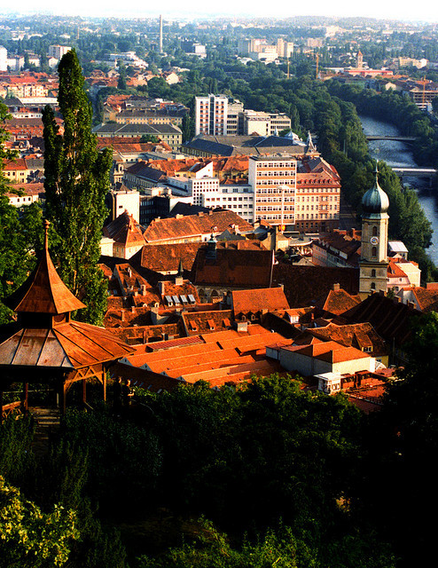 just-wanna-travel:  Graz, Austria