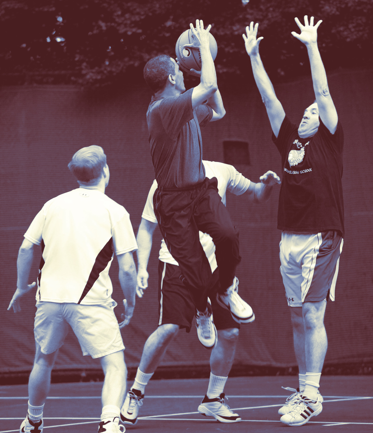 Barack's got hops.