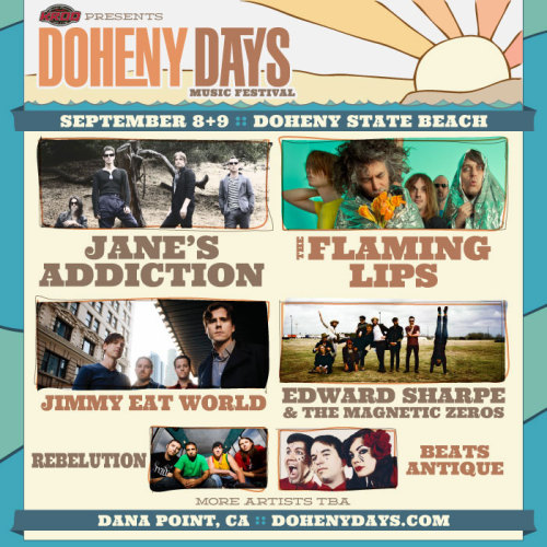 Only days away until Doheny Days Music Festival at Doheny State Beach, Dana Point. Hopefully you will all be joining us for an UNFORGETTABLE weekend of music, painting and memories under the sun!  Stop by our booth to say hi and learn more about S.O.TERIK at and what we do   if you'll be joining us for an unforgettable weekend of music, painting and memories under the sun!