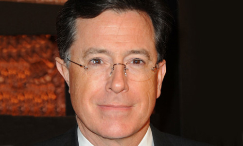 comedycentral:  An Evening with Stephen Colbert - 92nd Street Y  In celebration of the launch of Stephen Colbert's America Again: Re-Becoming The Greatness We Never Weren't, join the #1 New York Times best selling author and acclaimed talk show host as he explains why America is perfect and how we can fix it. Book signing to follow.  You should go to this. Unless, of course, you don't not hate America. Click the image for ticket information.  His talk sold out the last time he was here in 2007. It's a safe bet that will happen again. Act fast!