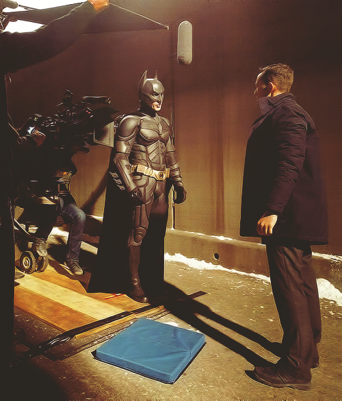 Christopher Nolan's Batman Trilogy ★ Behind the Scenes  ☞ The Dark Knight Rises (2012)