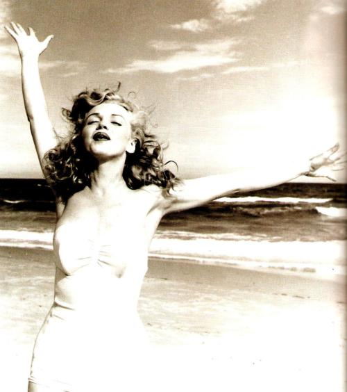 Photographed by Andre De Dienes, 1949