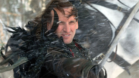 Christopher Eccleston as MALEKITH in Thor 2.