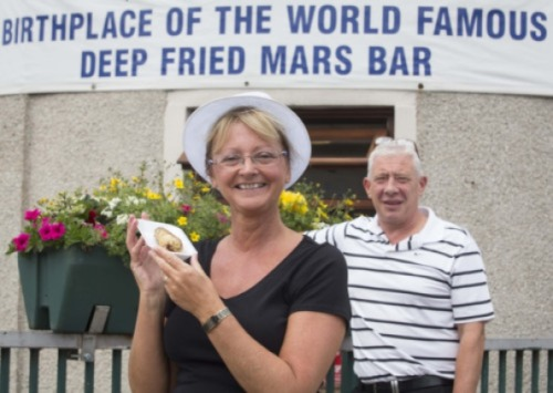 "Deep-fried Mars bar creators hit with letter from chocolate bar's lawyers She added: ""We have been selling this deep fried Mars product for 20 years and this is the first time we have heard from Mars."