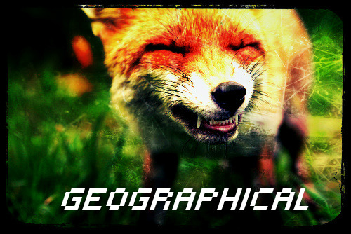Geography is the life I live. Livin' life by the rules of Geography You go where you please, nigga. Geography will set you free. Nothing more geographical than geography.