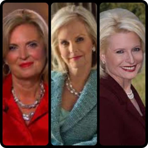 Ann Romney, Cindy McCain and Callista Gingrich: 'Valley of the Dolls' meets 'Stepford Wives'