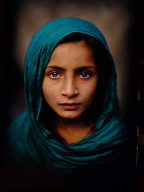 by Steve McCurry