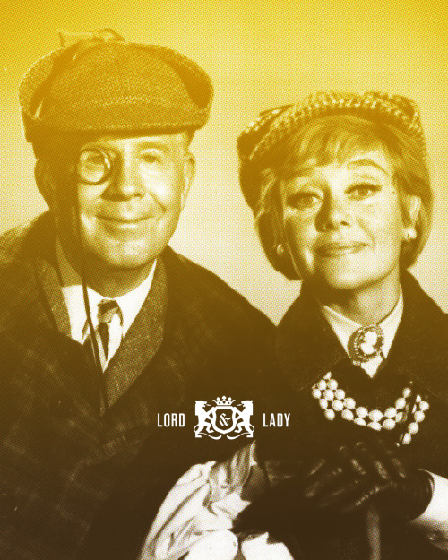 batman66project:  Lord Marmaduke Ffogg and his sister, Lady Penelope Peasoup.  Bless you for this one Dylan.