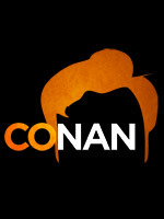 I am watching Conan                                                  19 others are also watching                       Conan on GetGlue.com
