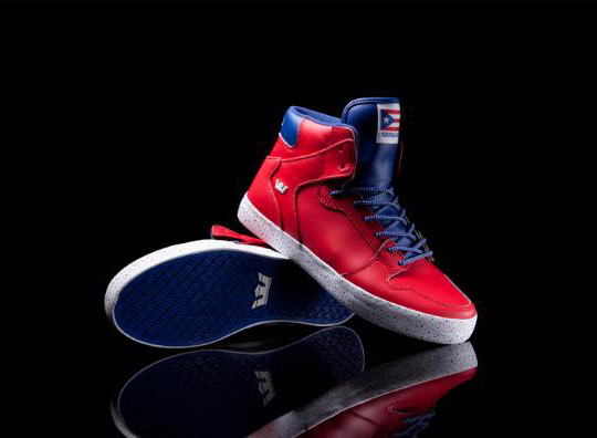 Supra Puerto Rican Day Parade Sneakers