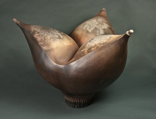 Ellen Schön: Vessel Variations (x3) exhibition Vessels Gallery Boston