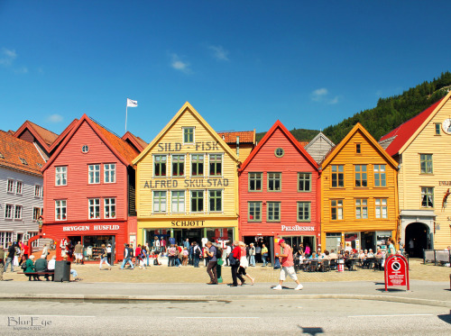 blureye:  Bergen, Norway