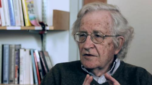 Noam Chomsky: America and Israel Greatest Threats to Peace http://mys.tc/2g4
