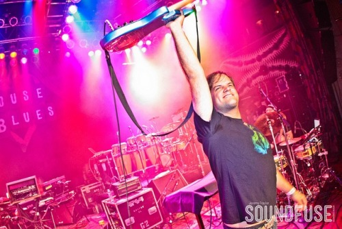 9.1.12 | Future Rock at House of Blues for North Coast Fest After-Party (Felix Moreno)