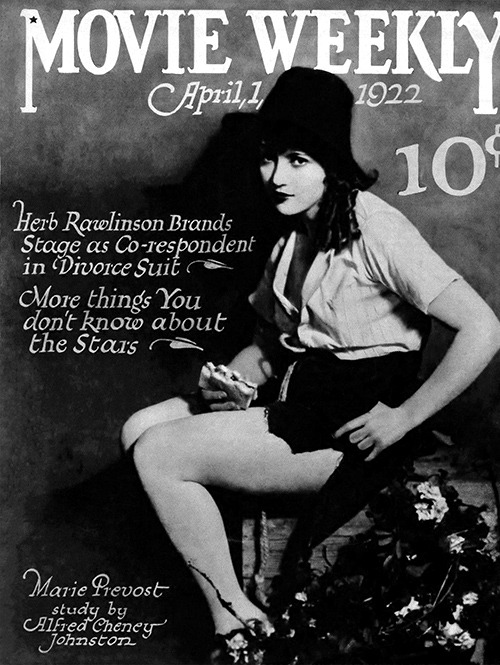 Movie Weekly Magazine - 1920s