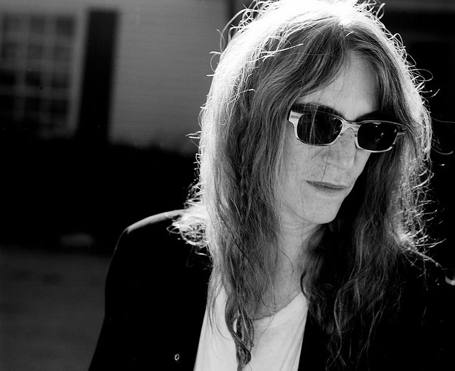 Patti Smith 2 by Phil Sharp. on Flickr.