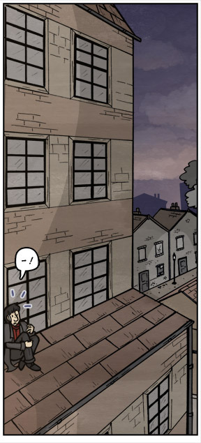 Wednesday update! Rooftop thinkin's.