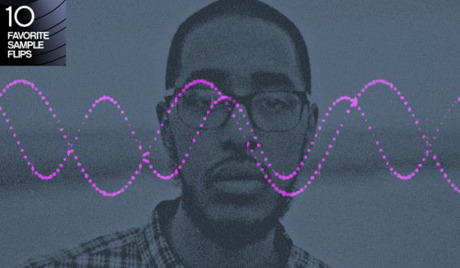 One of the most talented producer/emcees working today, Oddisee shares his 10 Favorite Sample Flips: the music of Dr. Dre, Dilla, Timbaland, Common, Kanye, Gang Starr & more…  Check it out: http://bit.ly/TmQN1e