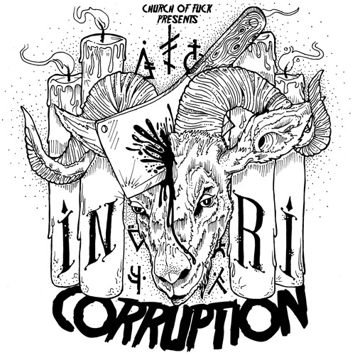 Corruption is a free digital sampler available soon from Church Of Fuck. Reblog and help spread the word about this.