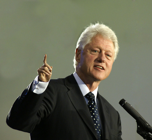 onetinyhand:  bill clinton.  CLICK for more of the very best of One Tiny Hand.