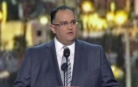 (via California Assembly Speaker John A. Pérez Talks of Fight for Equality in DNC Floor Speech: VIDEO| News | Towleroad)