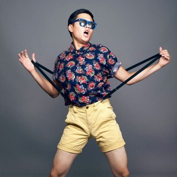 "Oh yes ""oppa gangnam style"" this is just a test shoot with @claydohboon  We're planning to do a gangnam style shoot along with a video that will be extremely funny and up to par like other takes of gangnam style. Had fun with this midnight session, we'll do some more on the field @missgracieface was an amazing stylist #gangnamstyle #psy #kpop #photoshoot #photosession #photosessions #inspiration #dnuggins #adventuretime #adventure #epic #asian  (Taken with Instagram)"