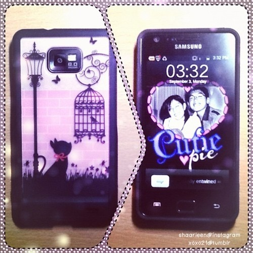 cutie case! *wink! ;) ❤✈👍☺✨ (Taken with Instagram)
