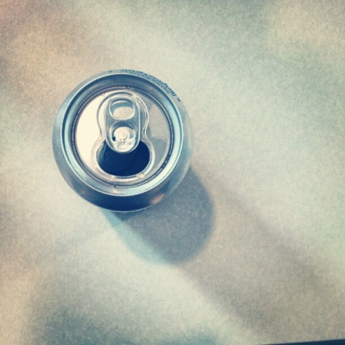 Drinking my soda. #photography #photo #photooftheday #image #imagery #picture #pictureoftheday #simple #simplistic #minimal #minimalistic #instagram #instamood #instafamous #instaaddict #instahub #instagramhub #iphonesia #android #interior #can #pop #drink #soda #refreshment (Taken with Instagram)