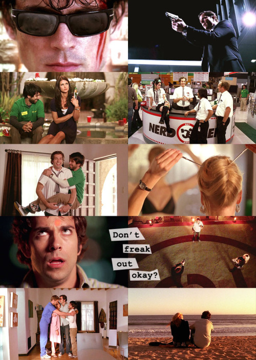 Chuck nostalgia1x01 Chuck vs. the Intersect