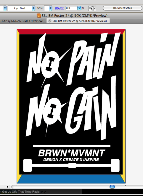 NO PAIN, NO GAIN CONCEPT. DEVELOPMENT. #ADVINFANTE #COPYRIGHT