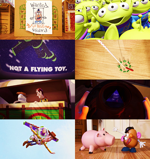 [?] - Favorite animated film → Toy Story (1995) [4/5]