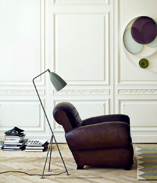 Maison Hand, Lyon - design et mobilier contemporain Grasshopper Floor LampDesigned by Greta Grossman, produced by Gubi