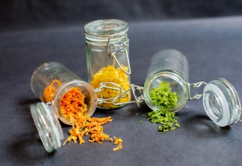 Back to Basics: Dried Citrus Zest
