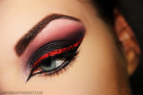 glitterglossed:  someone teach me how to do this