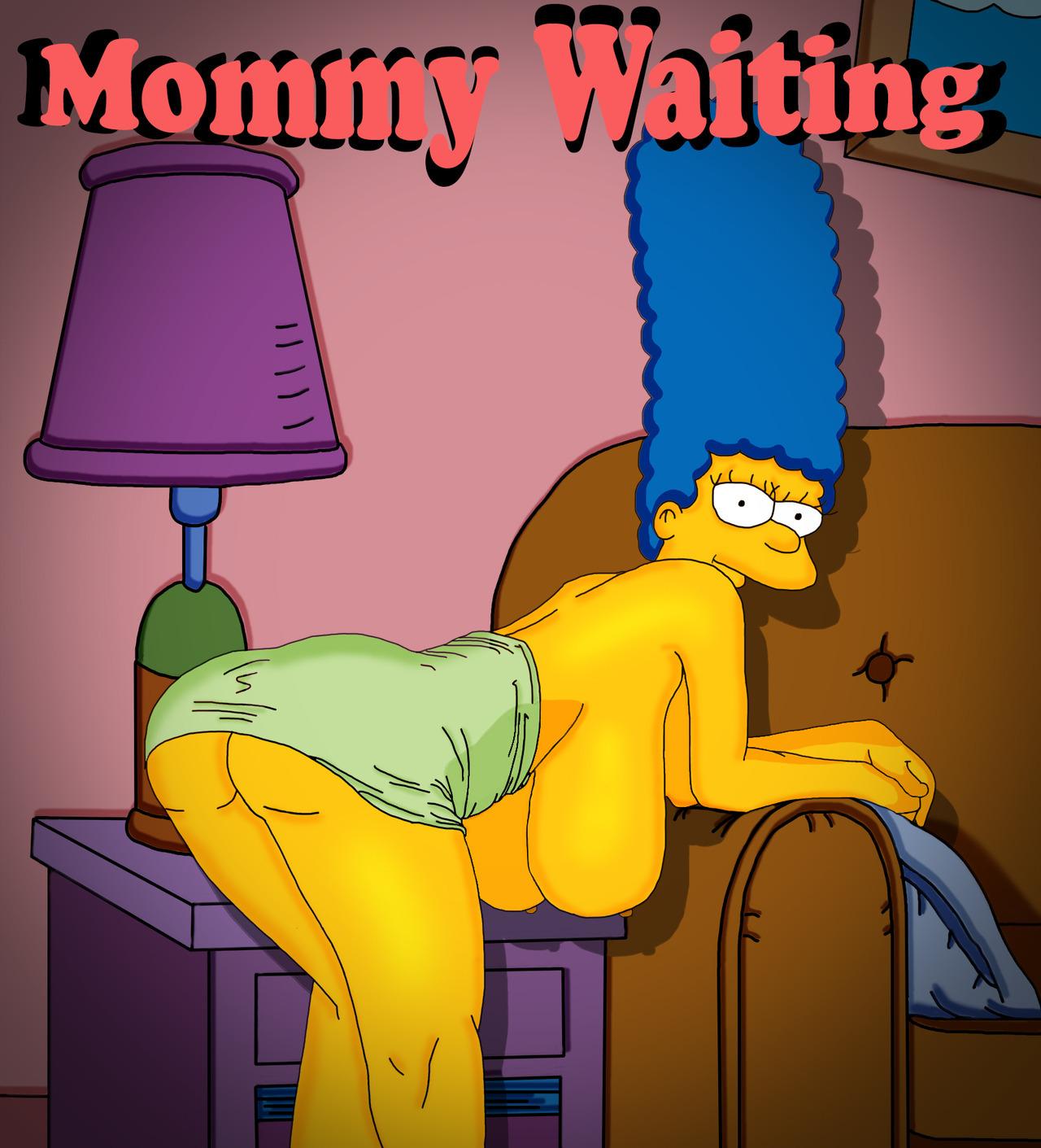 Marge Est Quand M Me Une Sacr E Milf
