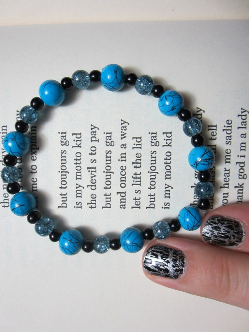 Click the photo to view this $11 bracelet on my Etsy page!