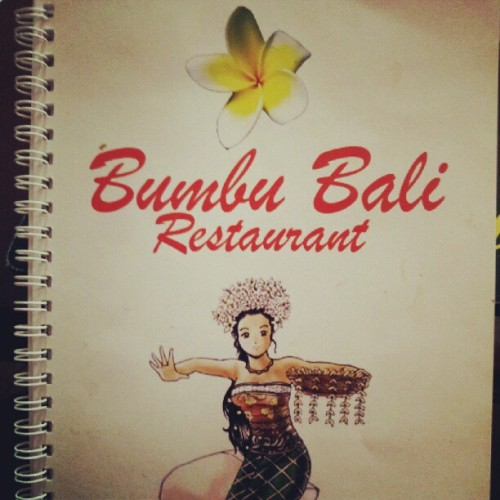 #restorant  #bumbu #bali #instadonesia #instanusantara #qatar  #lunch  (Taken with Instagram)
