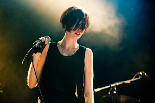 The Jezabels are coming for FFF Fest. I'm beyond stoked.